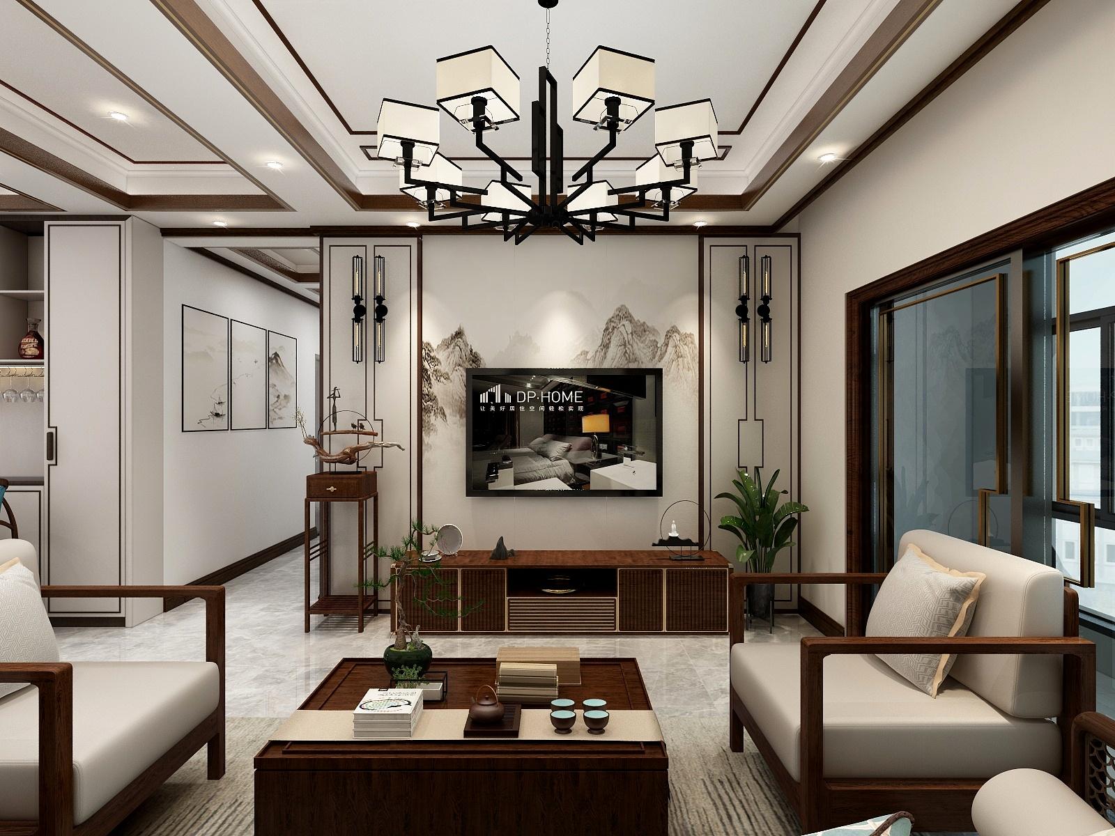 广东省-惠州市-新中式风格