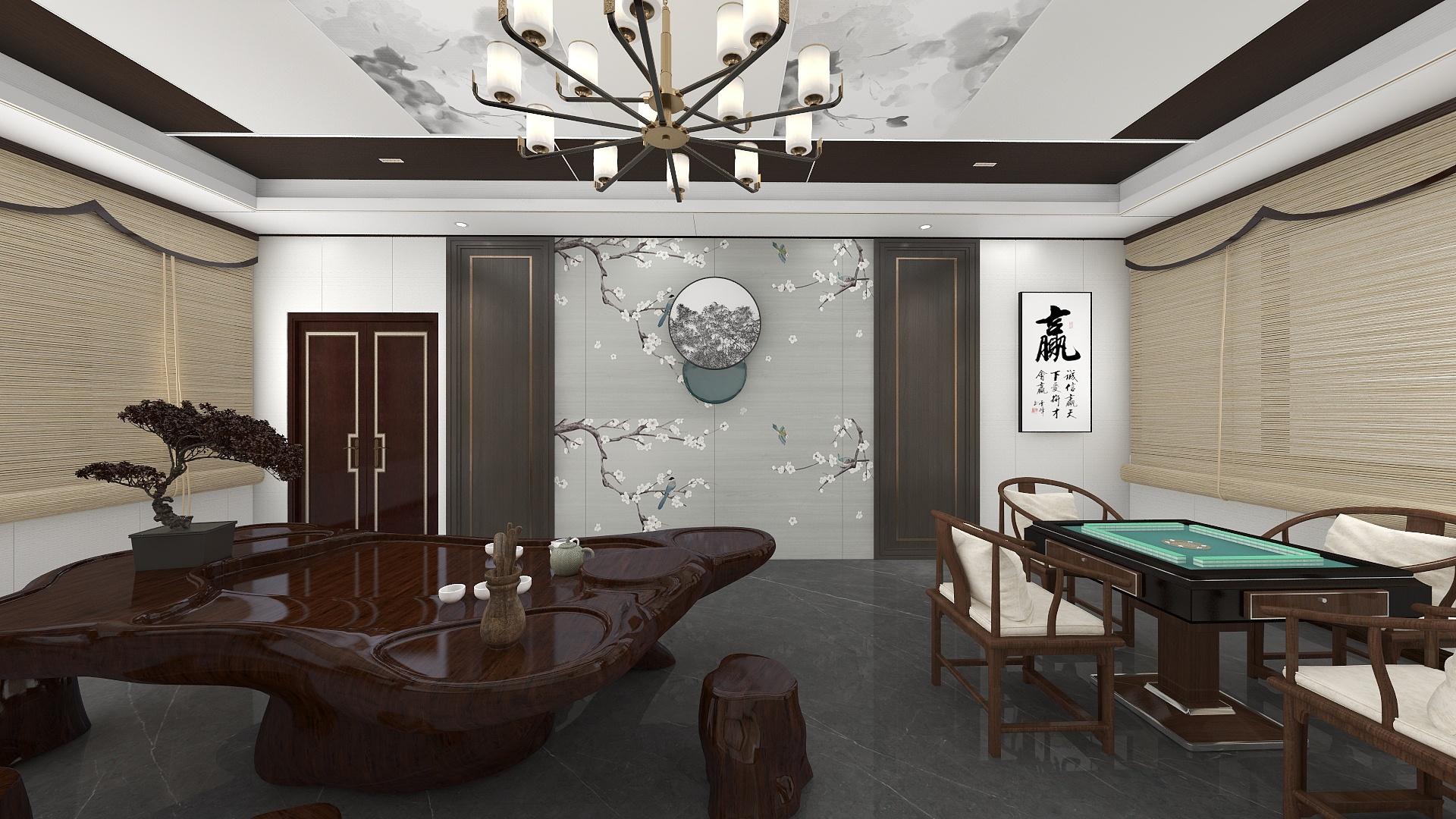 湖北省-武穴市-新中式风格